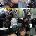 [SW-293] 通勤バスはギュウギュウの満員で目の前には黒パンストのOLだらけ!どうしようもなく興奮しちゃった僕は生チ○コ擦りつけたら握り返してきた 2